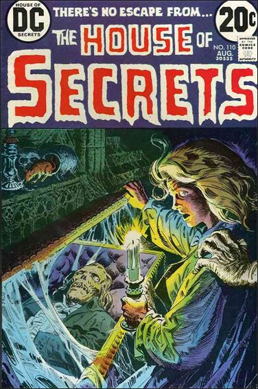 House of Secrets (1956) 110-A by DC