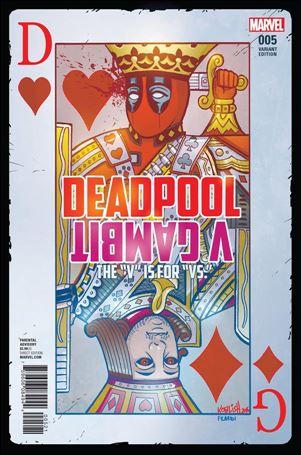 Deadpool v Gambit 5-B