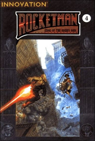 Rocketman: King of the Rocket Men 4-A by Innovation