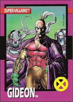 X-Men: Series 1 (Base Set) 48-A by Impel