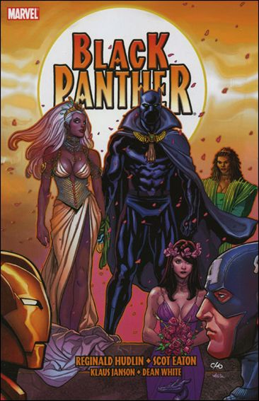 Black Panther (2006) 3-A by Marvel