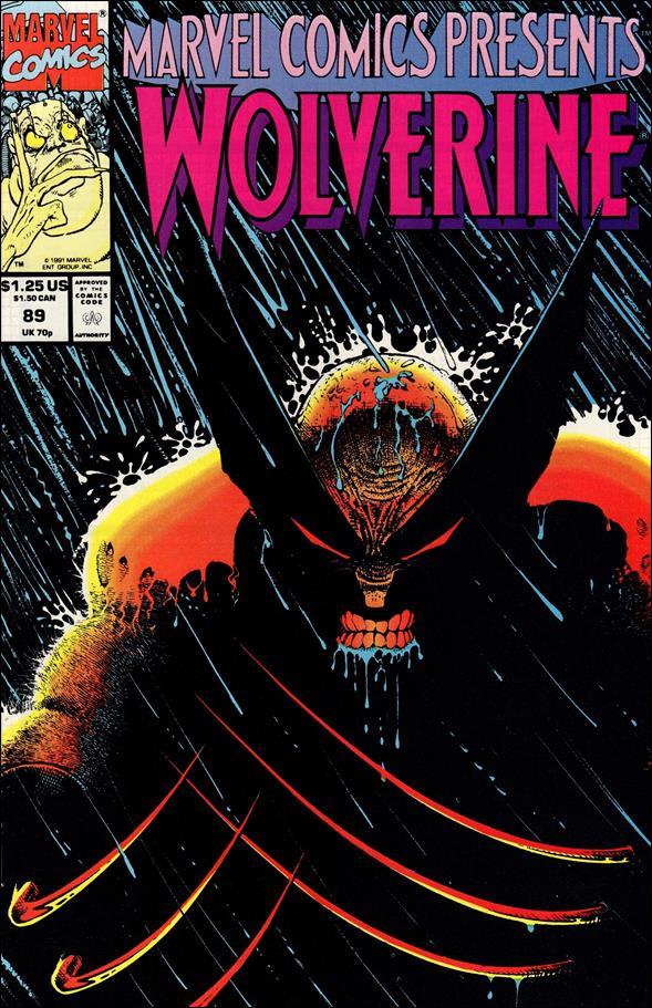 Marvel Comics Presents (1988) 89-A by Marvel