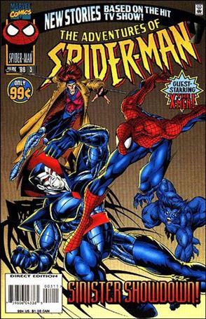 Adventures of Spider-Man 3-A