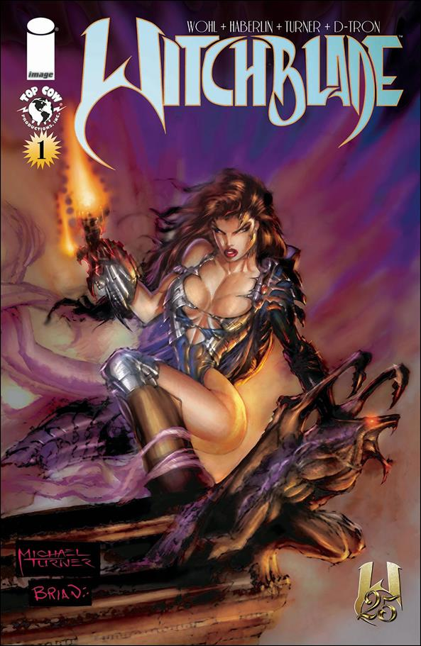 Witchblade (1995) 1-M by Top Cow