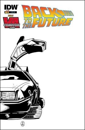 Back to the Future (2015) 1-NF by IDW