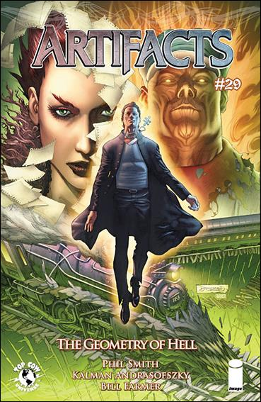 Artifacts (2010) 29-A by Top Cow
