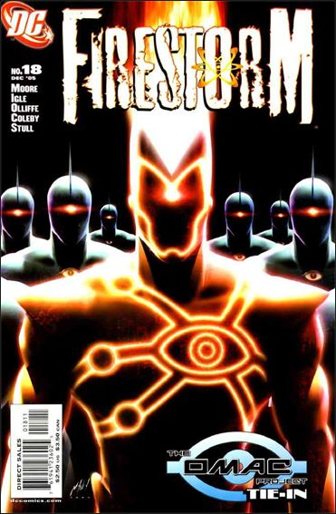 Firestorm (2004) 18-A by DC