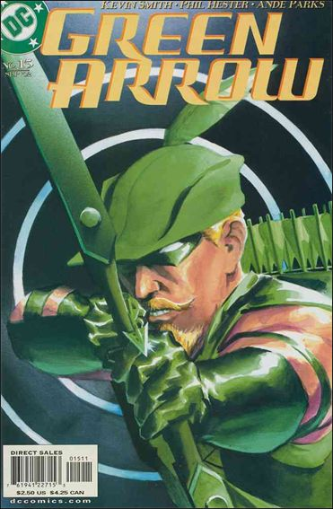 Green Arrow (2001) 15-A by DC