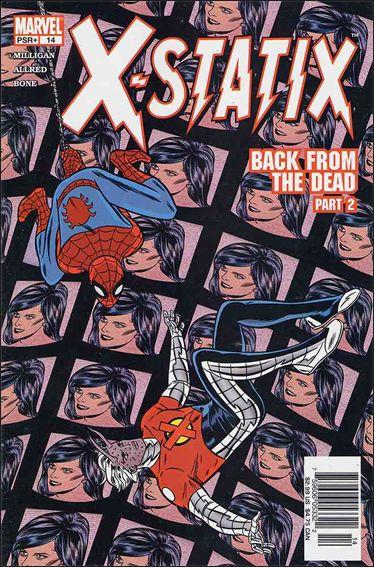 X-Statix 14-A by Marvel