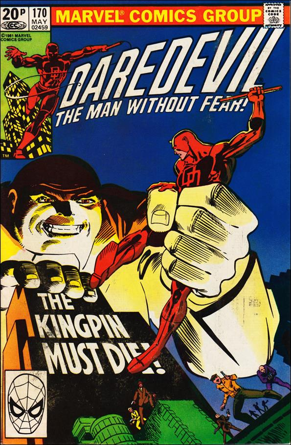 Daredevil (1964) 170-B by Marvel
