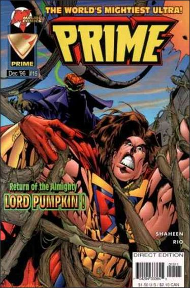 Prime (1995) 15-A by Malibu