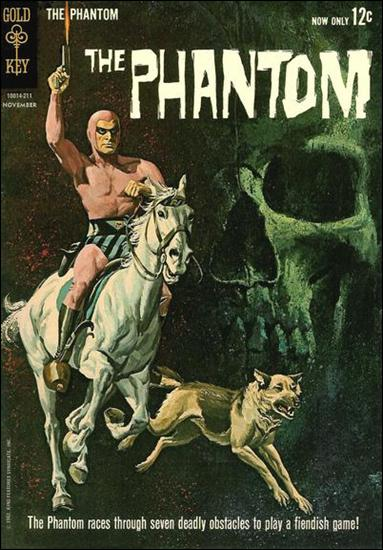 Phantom (1962) 1-A by Gold Key