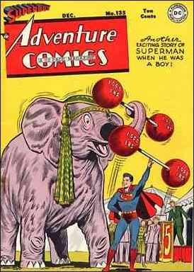 Adventure Comics (1938) 135-A by DC