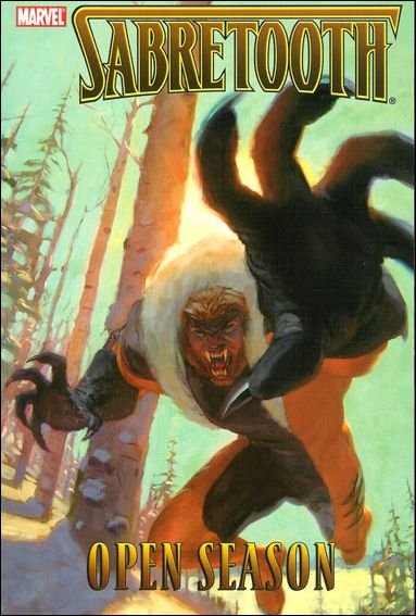 Sabretooth: Open Season nn-A by Marvel
