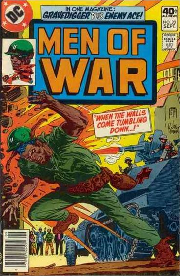 Men of War (1977) 20-A by DC