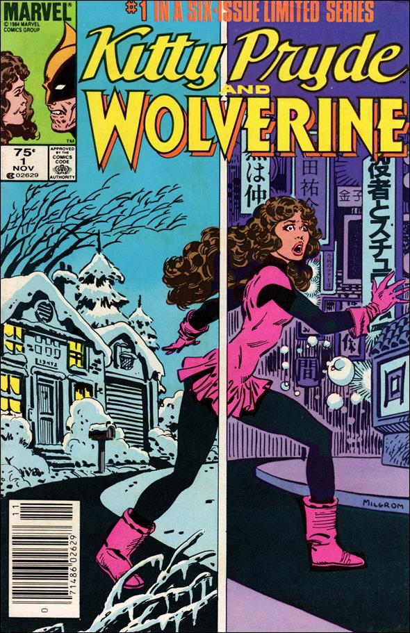 Kitty Pryde and Wolverine 1-A by Marvel