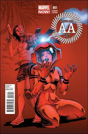 Avengers Arena 1-B
