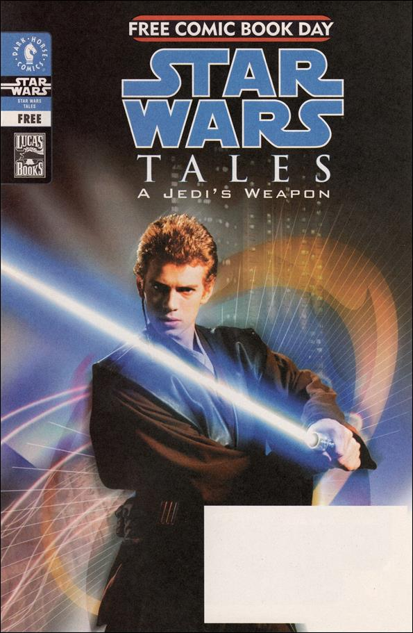 Star Wars: Tales - A Jedi's Weapon nn-A by Dark Horse