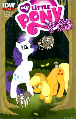My Little Pony: Friendship is Magic 2-N by IDW