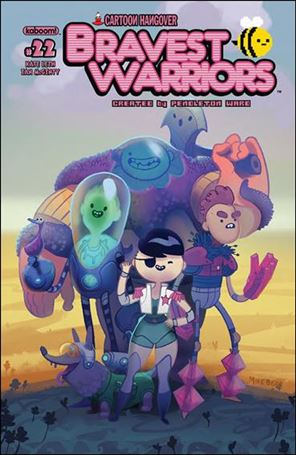 Bravest Warriors 22-A