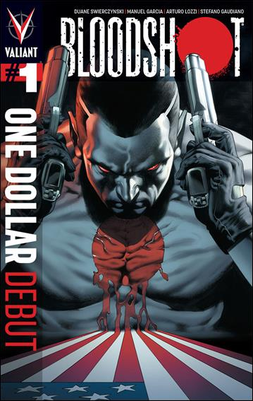 Bloodshot (2012) 1-F by Valiant Entertainment