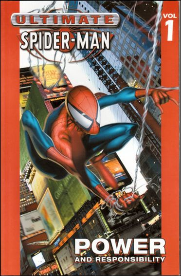 Ultimate Spider-Man 1-F by Marvel