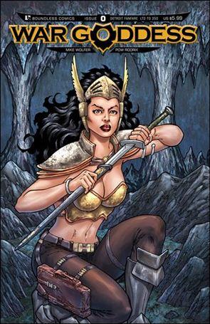 War Goddess 0-R
