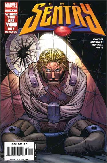 Sentry (2005) 7-A by Marvel