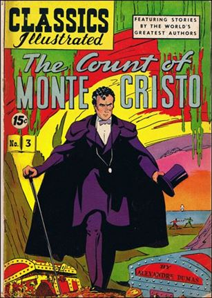 Classic Comics/Classics Illustrated 3-N