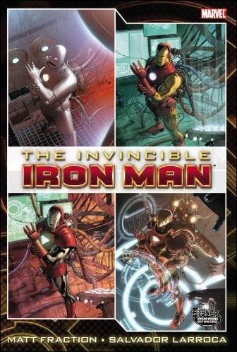 Invincible Iron Man Omnibus (2010) 1-A by Marvel