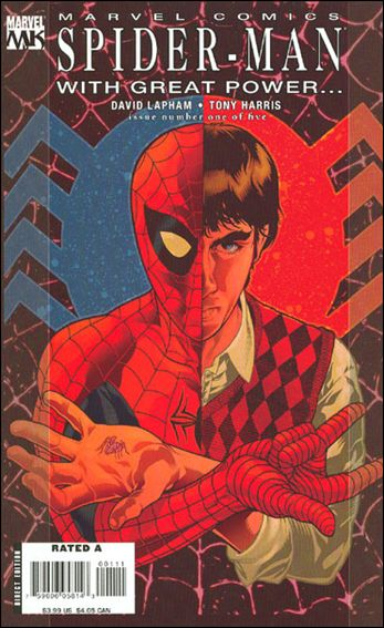 Spider-Man: With Great Power... 1-A by Marvel