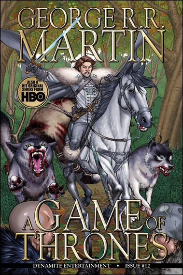 George R.R. Martin's A Game of Thrones 12-A by Dynamite Entertainment