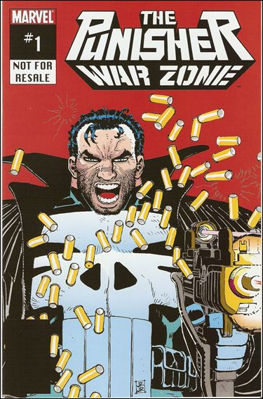 Punisher: War Zone (1992) 1-B by Marvel