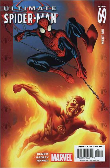Ultimate Spider-Man (2000) 69-A by Marvel