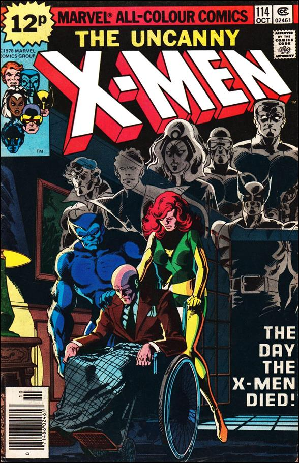 X-Men (1963) 114-B by Marvel