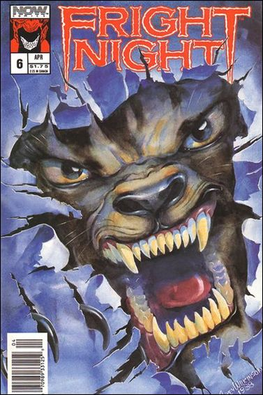 Fright Night 6-A by Now Comics