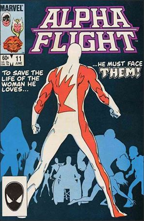 Alpha Flight (1983) 11-A