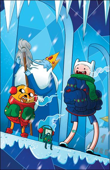 Adventure Time 10-E by Kaboom!