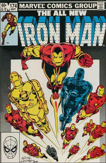 Iron Man (1968) 174-A by Marvel