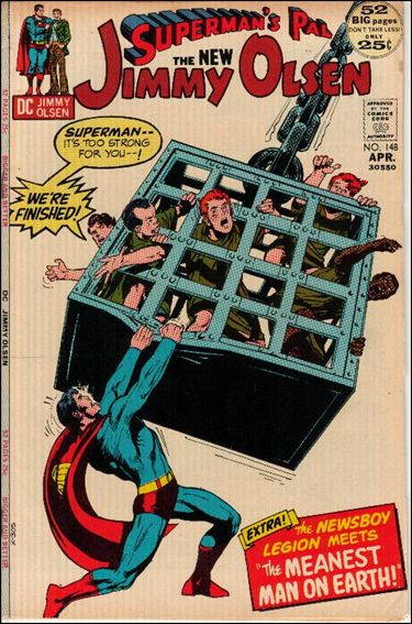 Superman's Pal Jimmy Olsen 148-A by DC