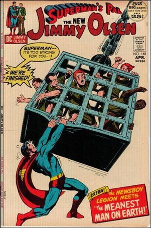 Superman's Pal Jimmy Olsen 148-A