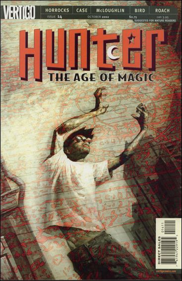Hunter: The Age of Magic 14-A by Vertigo