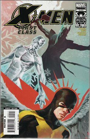 X-Men: First Class (2006) 5-A