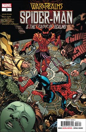 Spider-Man and the League of Realms 3-A