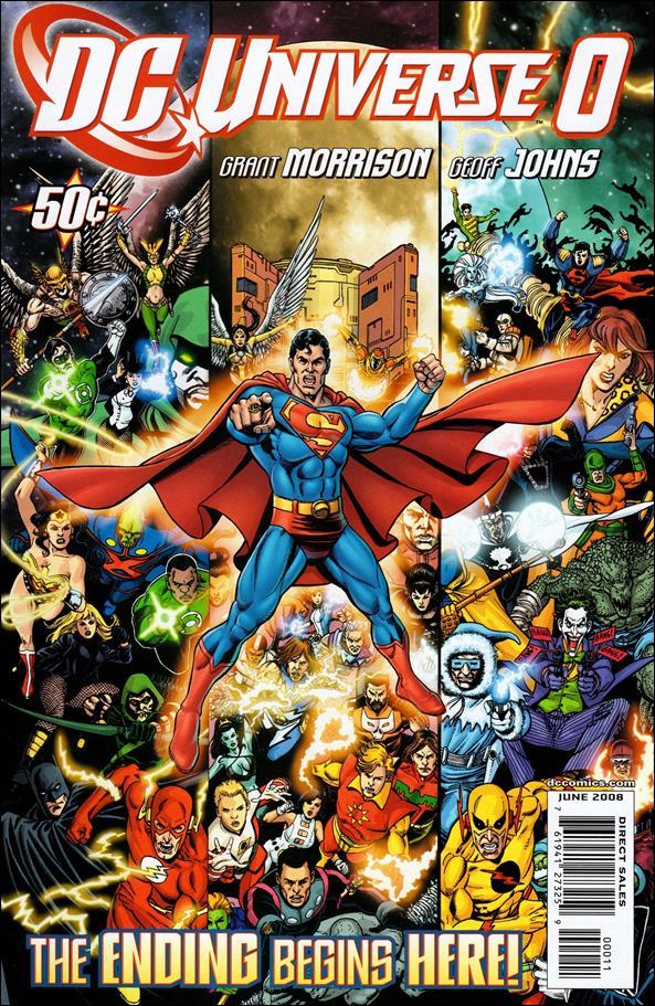 DC Universe 0-A by DC