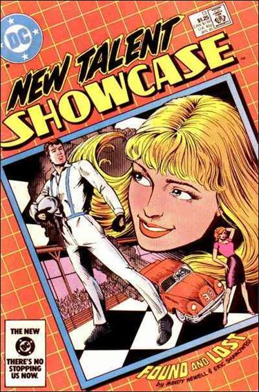 New Talent Showcase (1984) 13-A by DC