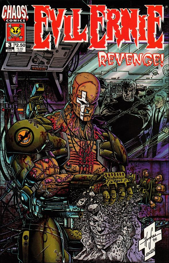 Evil Ernie: Revenge 3-A by Chaos! Comics