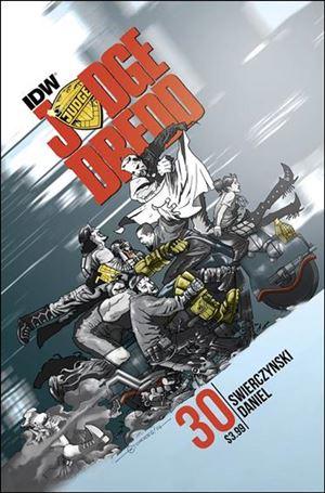 Judge Dredd (2012) 30-B