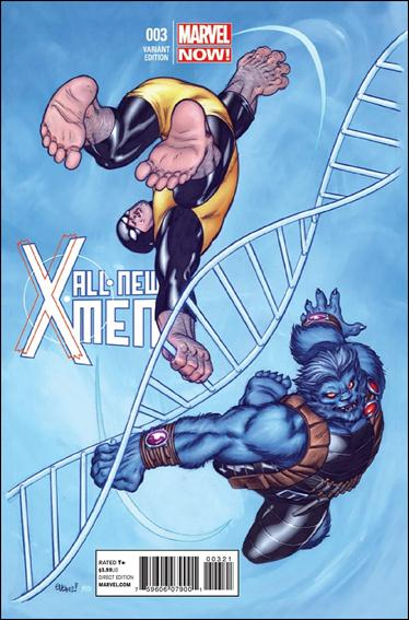 All-New X-Men (2013) 3-B by Marvel