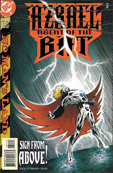 Azrael (1995) 51-A by DC